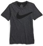 Nike Boy's Breathe Dri-Fit T-Shirt