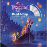 Disney Tangled Read-Along Storybook and CD