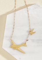 Flight Club Necklace