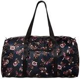 Vera Bradley Packable XL Duffel Bag (Garden Dream) Bags
