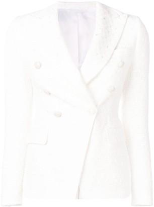 Tagliatore Jalicy tweed blazer