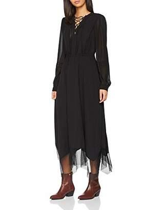 Sisley Women's Dress Knee-Length Dress,(Manufacturer Size: 44)