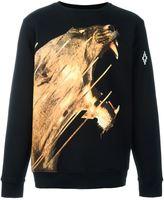 Marcelo Burlon County of Milan digital print sweatshirt