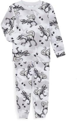 Esme Little Boy's & Boy's 2-Piece Long-Sleeve Pajama Set