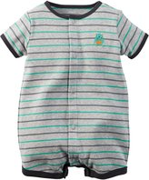 "Carter's Baby Boys' ""Little Monster"" Romper"