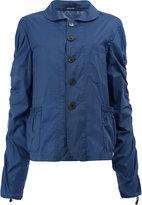 Maison Margiela draped lightweight jacket