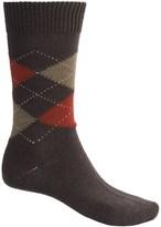 Pantherella Argyle Socks - Merino Wool, Midweight, Crew (For Men)