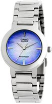 Casio Women's LTP1191A-2C -Tone Dial Analog Quartz Blue Dial Watch