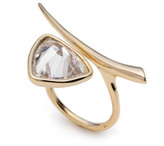 Alexis Bittar Liquid Spear Trillion Cocktail Ring