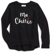 Kate Spade Toddler Girl's Ma Cherie Cotton Sweater