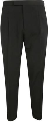 Ermenegildo Zegna Side Zip Pocket Trousers