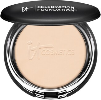 It Cosmetics Celebration Foundation Full Coverage Anti-Aging Hydrating Powder Foundation