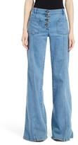 Chloé Women's Flare Jeans