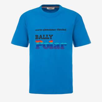 Bally COTTON LOGO T-SHIRT