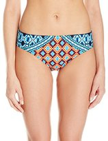 Kenneth Cole New York Women's Tribe Vibes Hipster Bikini Bottom