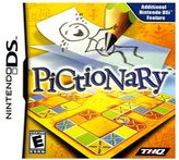 Nintendo Pictionary for ds