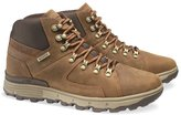 Caterpillar Men's Stiction Hiker Ice+ WP Work Boots, Brown Leather, 9 M