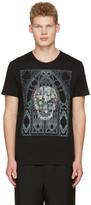 Alexander McQueen Black Skull T-Shirt