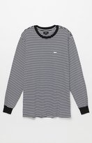 Obey Apex Striped Long Sleeve T-Shirt