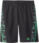 adidas Men's Camo Grid Splice Print Volley Short 8151407