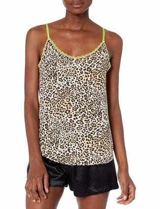 PJ Salvage Women's Pajama Cami Tank Top