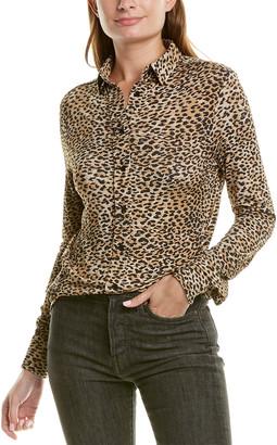 Ragdoll LA Leopard Blouse