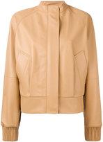 Jil Sander banded collar jacket
