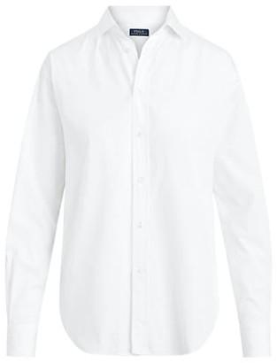 Polo Ralph Lauren Straight Button-Up Shirt