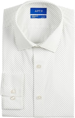 Apt. 9 Men's Regular-Fit Premier Flex Collar Stretch Dress Shirt