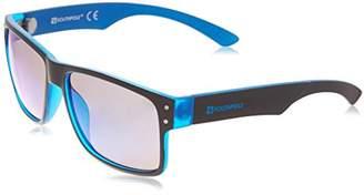 Southpole Men's 5003sp Oxbl Non-polarized Iridium Rectangular Sunglasses