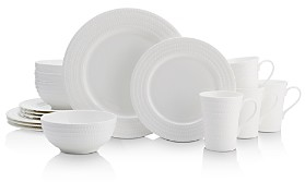 Mikasa Nellie White 16-Piece Dinnerware Set