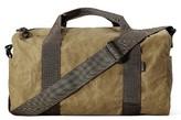 Filson Men's Small Field Duffel Bag - Beige