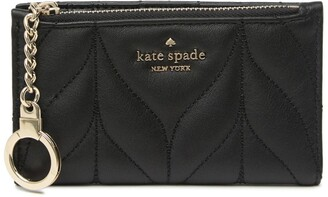 Kate Spade Quilted Key Ring Coin Purse