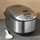 Crate & Barrel Zojirushi ® 10-Cup Rice Cooker