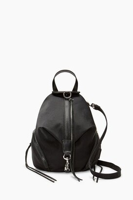 Rebecca Minkoff Convertible Mini Julian Nylon Backpack