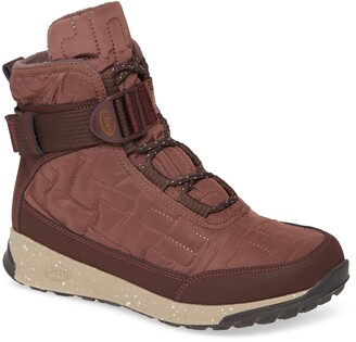 Chaco Borealis Quilt Waterproof Sneaker Boot
