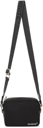 Off-White SSENSE Exclusive Black Crossbody Bag