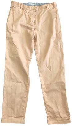Fabiana Filippi Cotton Trousers for Women