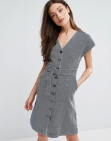 MiH Jeans Tucson Belted Dress