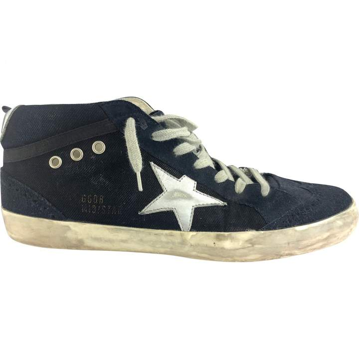 Golden Goose High trainers