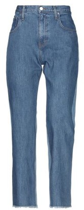 Elizabeth and James Denim trousers