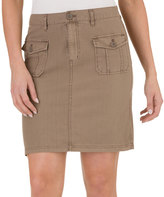 Haggar Women's Cotton Skirt