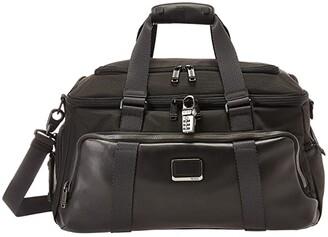 Tumi Alpha Bravo McCoy Gym Bag (Black) Messenger Bags