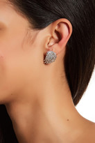 Nadri Florence CZ Pave Winged Earrings