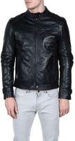 Calvin Klein COLLECTION Leather outerwear