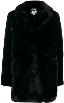 Apparis Sophie mid-length coat