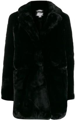 Apparis Sophie mid-length coat