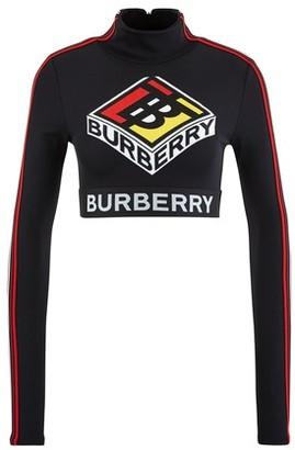 Burberry Soca long-sleeved turtleneck jumper