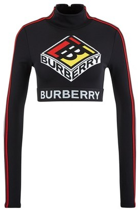 Burberry Soca long-sleeved turtleneck jumper