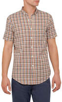 Outerknown Coba Plaid Ss Shirt